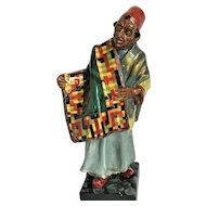 "Royal Doulton Figurine ""Carpet Seller"" HN1464"