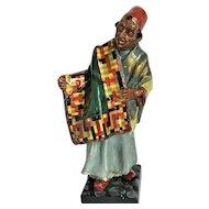 "Royal Doulton Figurine ""Carpet Seller"" HN1464"