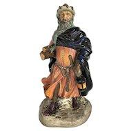 "Royal Doulton 1962 Edition ""Good King Wenceslas"" Figurine"