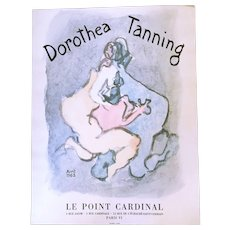 Dorothea Tanning Lithograph/Poster