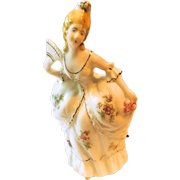 Marie Antoinette Figurine Perfume Lamp