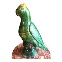 Sancai Glaze Parrot