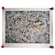"""Pollock """"Mural"""" (1950)"""