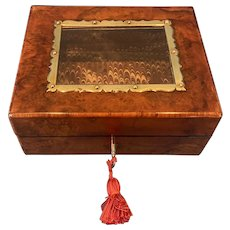 Victorian Display Box