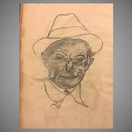 Antique Ledger and Lyrics and Poems with Will Rogers and other Sketches 1903 to 1930s