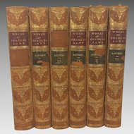 Antique Books Works of Charles Lamb 6 Volumes 1893