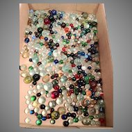 Old Marbles - Lots of Them!
