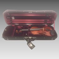 Vintage Andre Tellis Hammond Ashley Handmade Violin with Custom Hammond Ashley Case 2007