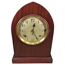 Vintage Seth Thomas Sonora 5 Bell Chime Clock # 14 Beehive Case Runs Strikes Westminster Chimes Clock