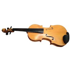 Vintage Violin 3/4 Size The Siren, Made in Germany Stradivarius Model