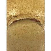 Antique Bee Sting 4 Gallon Salt Glaze Stoneware Crock with Handles