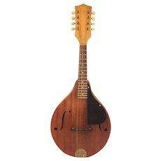 Vintage Orpheum or Dimitrios Alexeas A-Style 8 String Mandolin with Case