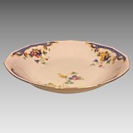 SOUP BOWL Princess China Belwood Alpena Pattern Bavaria