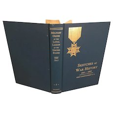 Military Order of the Loyal Legion of the United States War Papers 70 Volumes 1991-1996  Broadfoot Publishing Company  Limited Edition Set #104 of 500