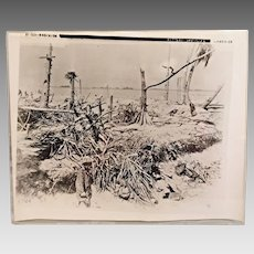 Vintage Military Photos of WWII Tarawa Island Beach Landing in Pacific Theatre