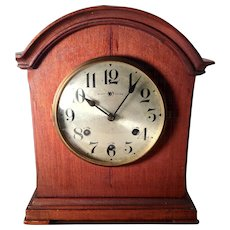 Antique Waterbury Clock Company, Model #903  (Running Condition)