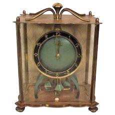 Vintage Carriage Clock Not Running Germany Time Only Eurama Trading Corporation