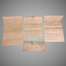 Civil War War Accounting Documents Major Nathan S Brinton 1861 - 1862  Differences from Abstracts and Vouchers