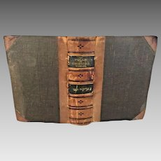 The Polar and Tropical Worlds by Dr G Hartwig 1880 2 Volumes in 1