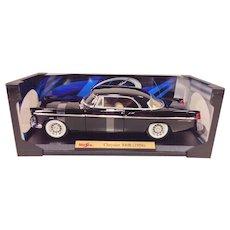 Maisto Special Edition 1956 Chrysler 300B 1/18th Scale Model Car NIB