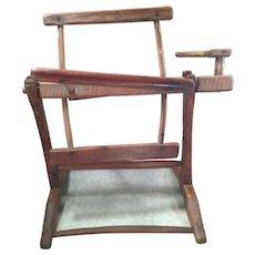 Antique Yarn Winder for Spinning Wheel