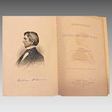 William H Seward's Travels Around the World Book 1873 D Appleton & Co New York