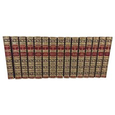 he Plays and Poems of Shakespeare 15 Volumes 1832-1834 Edit. By A J Valpy 170 Illustrations Rebound Leather Covers Prtd & Publ by AJ Valpy First Printing First Issue of This Edition