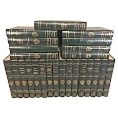 "The Harvard Classics Deluxe Edition 25 Volumes 1968/1969 Collier & Son New York The ""Dante"" Book is in this Set!!!"