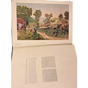 A Portfolio of Eight Paintings by Grandma Moses  Prints Art in America Publication  With an Appreciation by John Canaday