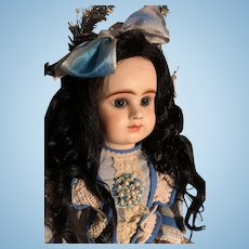 Rare French Denamur doll Bisque Head doll big size