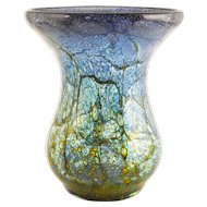 """Ikora"" Art Glass Vase by WMF, German — Stunning, c. 1930s"