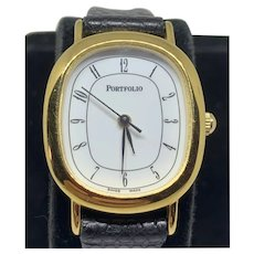 "Ladies ""Portfolio by Tiffany"" Watch"