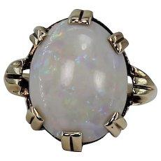 Lovey Opal Ring, 10K YG