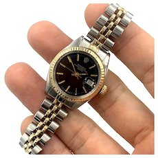 Rolex 1978 Ladies Date Ref. 6917 Two-Tone 14K Gold / Stainless Watch