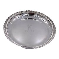 Antique Tiffany & Co Makers Sterling Silver Bowl Center piece