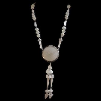 1920's Art Deco Necklace