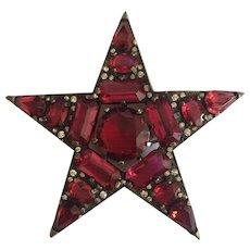 Eisenberg Red Star Fur Clip