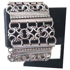 Napier Chunky Metal Bracelet