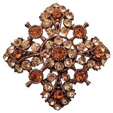 Perfect Maltese Cross Pin