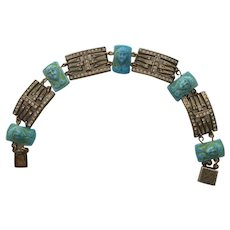 1920's Egyptian Revival Bracelet