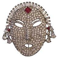 Mazer Mask Pin