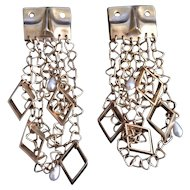 Yohai Mask Earrings