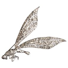 Marcel Boucher Dragonfly Pin