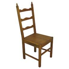 Dutch Ladder Back Side Chair