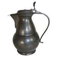 Belgian Milk Pitcher