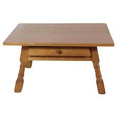 Dutch Oak Coffee Table