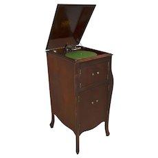 Mahogany Victrola Phonograph