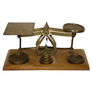English Mail Scale and Weights