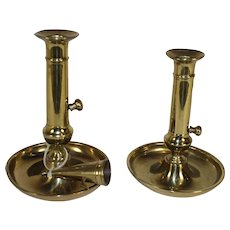 Brass Candlesticks Set/2