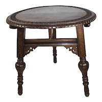 Dutch Tilt Top Table
